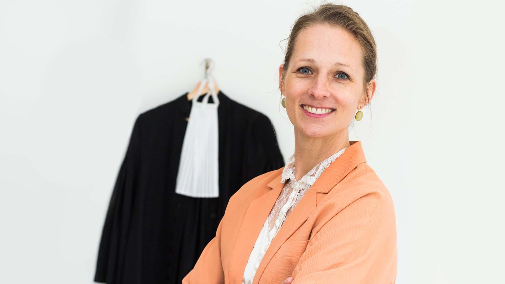 Genomineerde Legal Woman of the Year Janneke Mulder: 'Mediaton maakt milder'