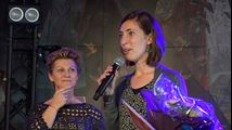 vFAS Young Talent van het jaar Mirte van Lingen