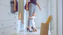 Hoe zorg ik voor stabiliteit als mijn baby steeds van adres wisselt?