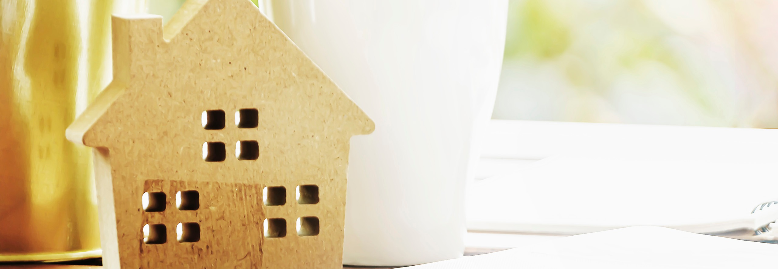 Ik ga scheiden maar ga bijna met pensioen. Kan ik een ander huis kopen?