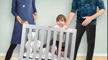 Is co-ouderschap schadelijk voor heel jonge kinderen?